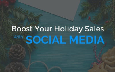 5 Ways to Boost Your Holiday Sales with Social Media