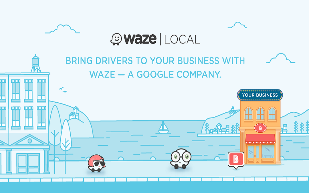 'Waze Local' Allows Small Businesses to Reach Customers on the Go
