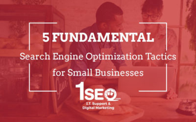 Webinar Recap: 5 Fundamental SEO Tactics for Small Businesses